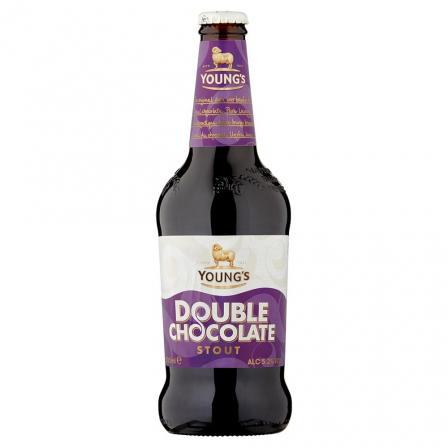 8 X Youngs Double Chocolate Stout 50cl