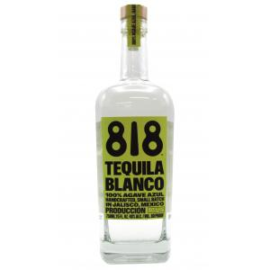 818 Kendall Jenner Blanco Tequila 75cl