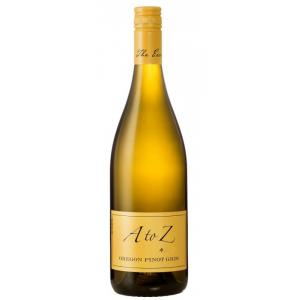 A To Z Wineworks a To Z Oregon Pinot Gris 2017