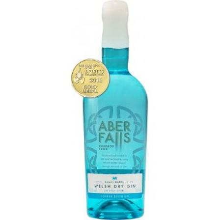 Aber Falls Welsh Dry Gin