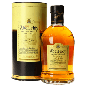 Aberfeldy Distillery Single Highland 12 Jahre