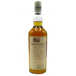 Aberfeldy Pre-Flora and Fauna 15 Year old 75cl