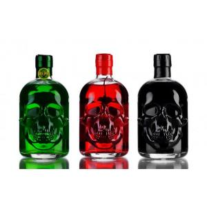 Absinth Set Antitoxin & Red Chilli Head & Black Head 3 X