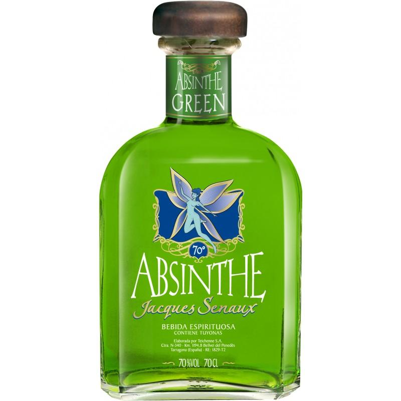 Buy Absinthe Jacques Senaux Green Price And Reviews At Drinks Co