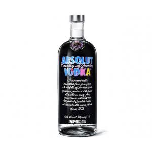 Absolut Andy Warhol Edition 1L