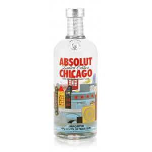 Absolut Chicago Limited Edition