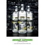 Absolut Exposure Modelo 3 1L