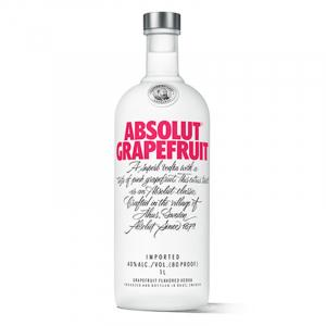 Absolut Grapefruit 1L