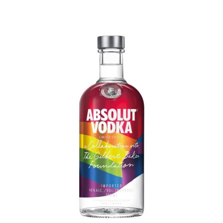 Absolut Rainbow Limited Edition