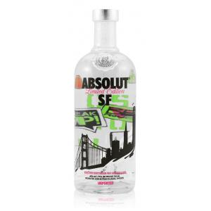 Absolut San Francisco Limited Edition