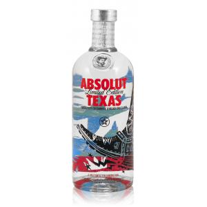 Absolut Texas Limited Edition