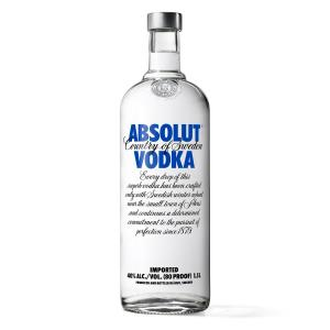 Absolut Vodka 1.5L