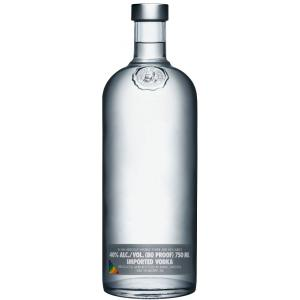 Absolut Vodka No Label, vodka