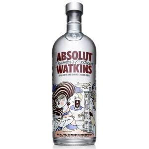 Absolut Watkins Limited Edition 1L