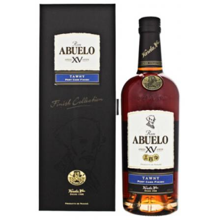 Abuelo 15 Jahre Tawny Port Cask Finish