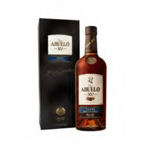 Abuelo XV Finish Collection Tawny con la Valigia