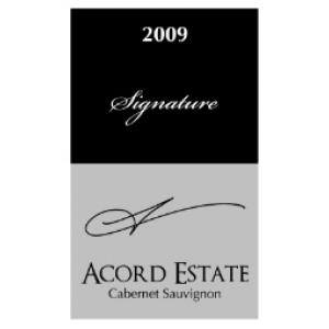 Acord Estate Cabernet Sauvignon Signature Ranch 11 2015