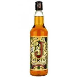Admiral Vernons Old J Spiced Rum