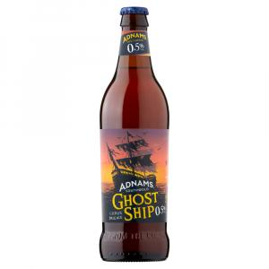 Adnams Ghost Ship Alcohol Free Golden 50cl