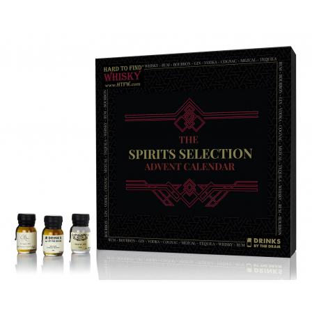 Advent Calendar 24 Day Hard To Find Selection Mixed Spirits 300ml 2020