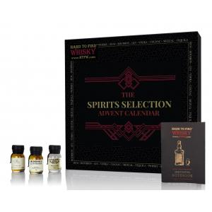 Advent Calendar With Free Tasting Notebook 24 Day Hard To Find Selection Mixed Spirits 300ml 2020