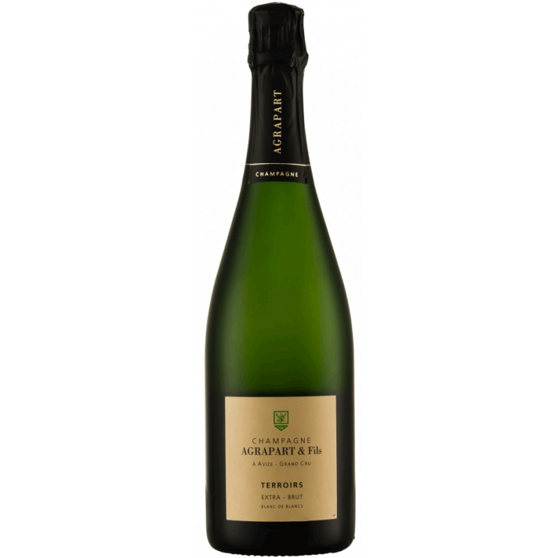 Buy agrapart terrroirs blanc de blancs grand cru at uvinum for Belle jardin blanc de blancs