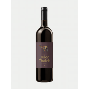Alain Graillot Domaine Ouled Thaleb Imperiale Red Aog