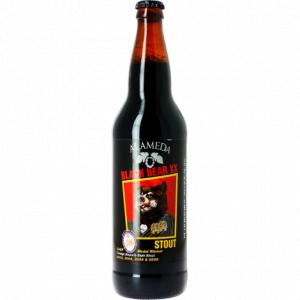 Alameda Black Bear Stout 65cl