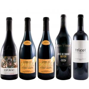 Alentejo Awarded Wines