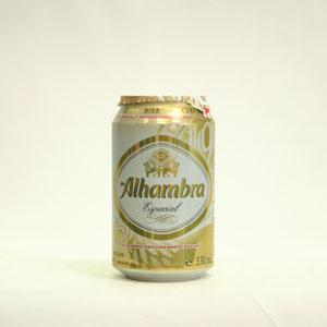 Alhambra Especial Canned