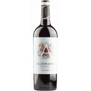 Allegranza Tempranillo 2018