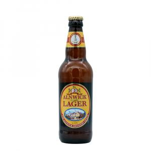 Alnwick Craft Lager 50cl
