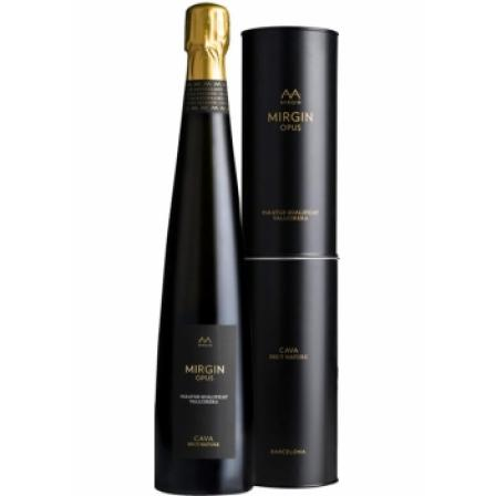 Alta Alella Opus Mirgin Grand Reserva Brut Nature Paraje Calificado 2014