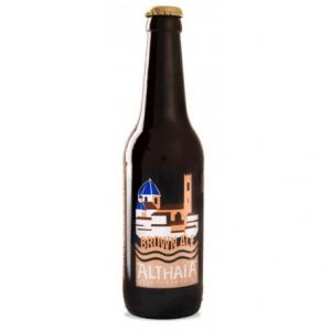 Althaia Brown Ale Altea Alicante