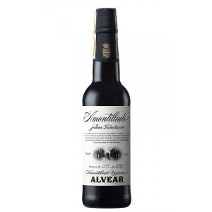 Alvear Amontillado Solera Fundacion 375ml