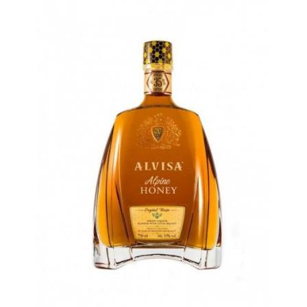 Alvisa Alpine Honey 50cl