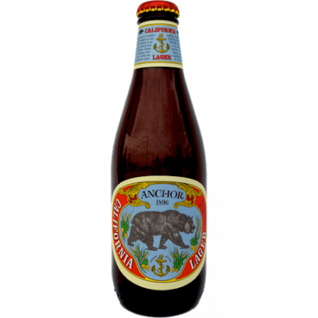 Anchor California Lager 355ml