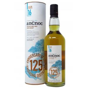 Ancnoc 125th Anniversary Cask Strength 16 Year old