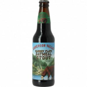 Anderson Valley Barney Flats Oatmeal Stout 355ml