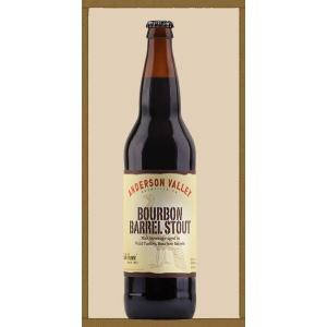 Anderson Valley Wild Turkey Bourbon Barrel Stout 65cl