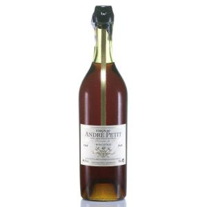 André Petit & Fils Old Bottling 1969