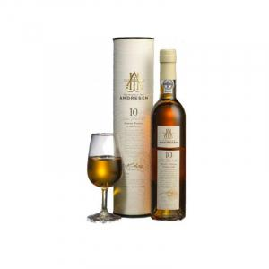 Andresen White 10 Years 50cl