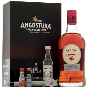 Angostura 7 Ans Coffret Old Fashioned