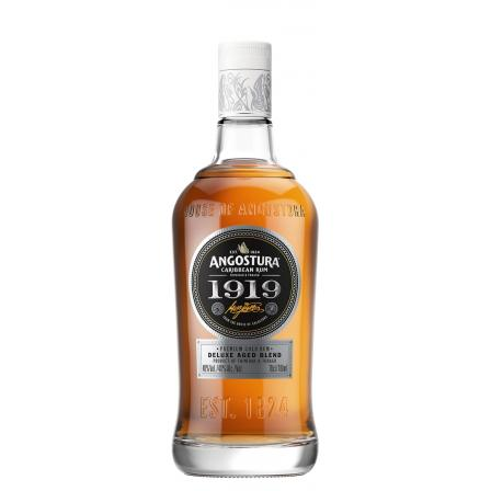 Angostura Premium Gold Rum Deluxe Aged Blend Holzkiste 1919