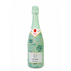 Anna de Codorniu & Mr.Wonderful Sweet Edition
