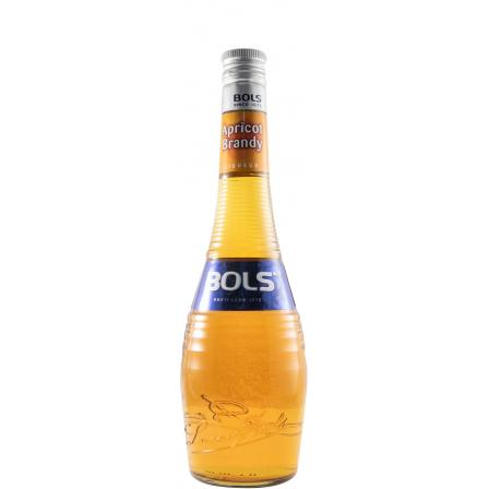 Apricot Brandy Bols Old Ampolle