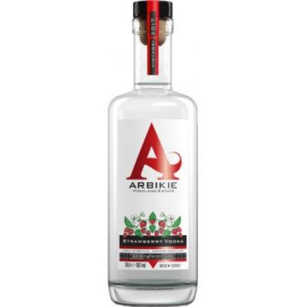 Arbikie Strawberry Vodka 50cl