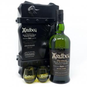 Ardbeg 10 Years Escape Pack