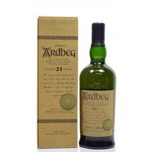 Ardbeg Committee Release 21 Years