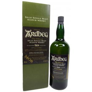 Ardbeg Mor 2Nd Edition 10 Year old 4.5L 2000